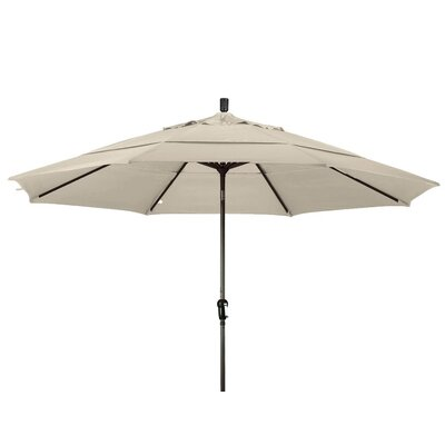 11 Market Umbrella Frame Finish: Champagne, Color: Champagne