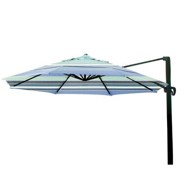 11 Cantilever Umbrella Color: Dolce Oasis