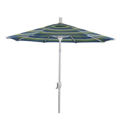 7.5 Market Umbrella Frame Finish: Matte White