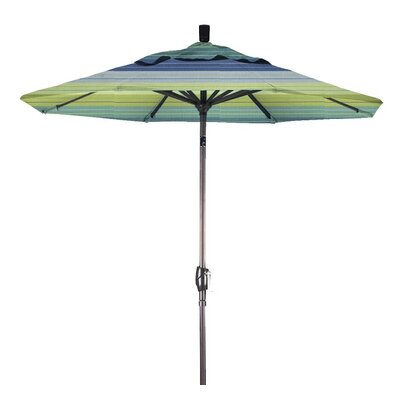 7.5 Market Umbrella Frame Finish: Bronze