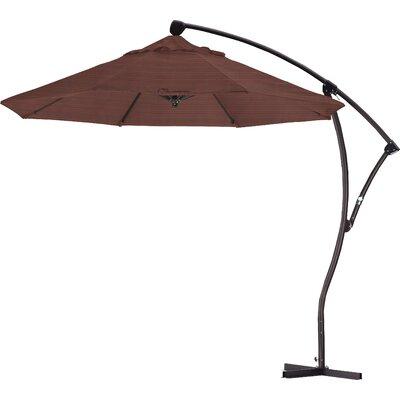 9 Cantilever Umbrella Fabric: Terrace Adobe