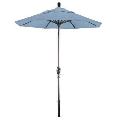 6 Market Umbrella Color: Air Blue