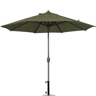 9' Sunline Market Umbrella Color: Terrace Fern ATA908117-FD11