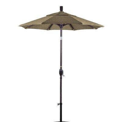 6 Market Umbrella Color: Sesame Linen