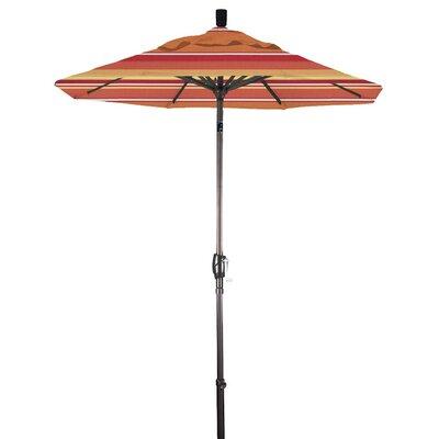 6 Market Umbrella Color: Dolce Mango