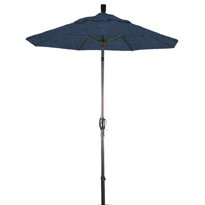 6 Market Umbrella Color: Spectrum Indigo