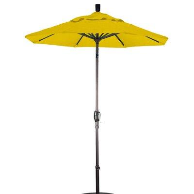 6 Market Umbrella Color: Sunflower Yellow