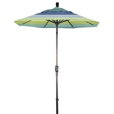 6 Market Umbrella Color: Seville Seaside