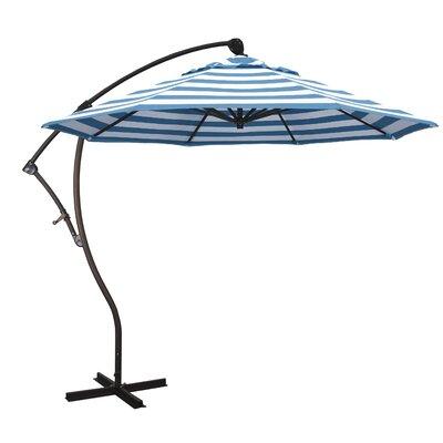 9 Cantilever Umbrella Fabric: Regatta