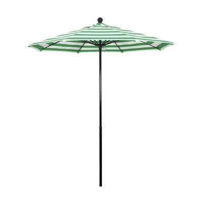 7.5 Market Umbrella Fabric: Emerald
