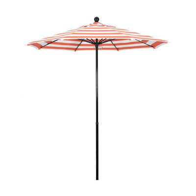 7.5 Market Umbrella Fabric: Flame