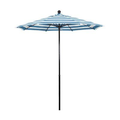 7.5 Market Umbrella Fabric: Regatta
