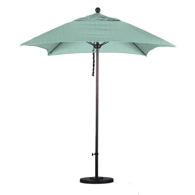 6 Square Market Umbrella