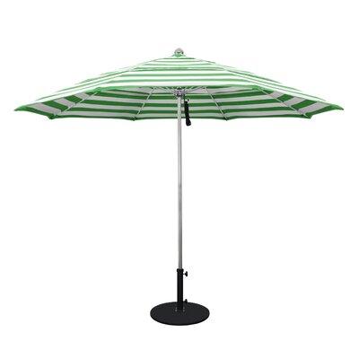 11 Luxy Series Market Umbrella Fabric: Emerald
