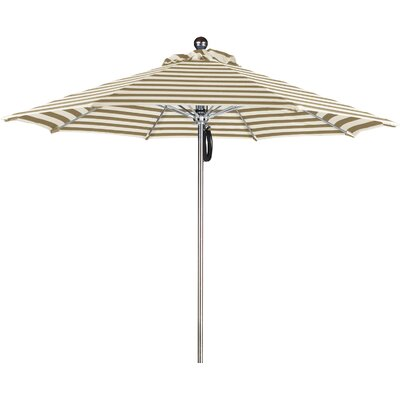 9 Luxy Series Market Umbrella Fabric: Olefin-Beige White