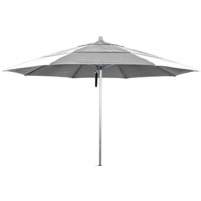 11 Market Umbrella Color: White