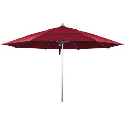 11 Market Umbrella Color: Red