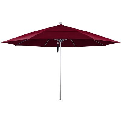11 Market Umbrella Color: Burgandy