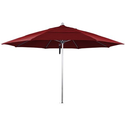 11 Market Umbrella Color: Red