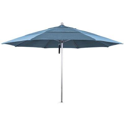 11 Market Umbrella Color: Frost Blue