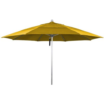 11 Market Umbrella Color: Yellow