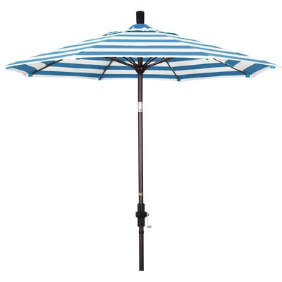 7.5 Market Umbrella Fabric: Regatta
