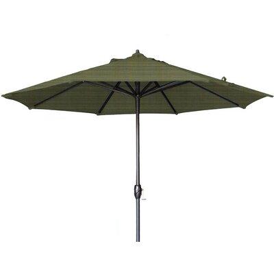 9' Sunline Market Umbrella Color: Terrace Fern