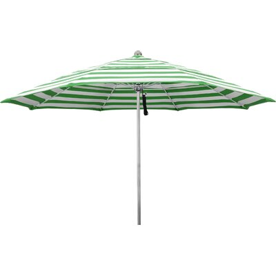 11 Luxy Series Market Umbrella Fabric: Emerald