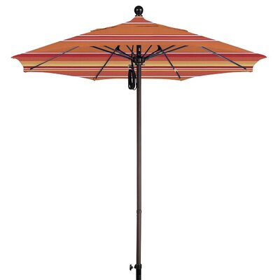 7.5 Market Umbrella Color: Dolve Mango