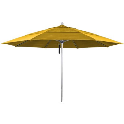 11 Market Umbrella Color: Lemon