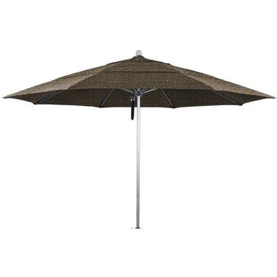 11 Market Umbrella Color: Woven Sesame