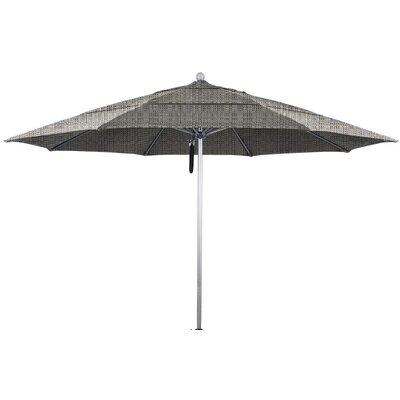 11 Market Umbrella Color: Woven Granite