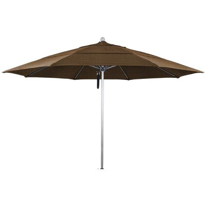 11 Market Umbrella Color: Teak