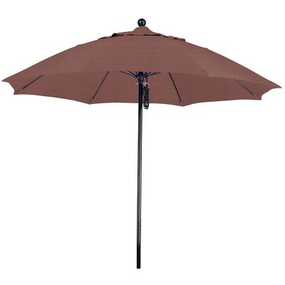 9' Market Umbrella Color: Terrace Adobe
