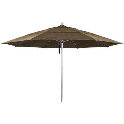 11 Market Umbrella Color: Straw