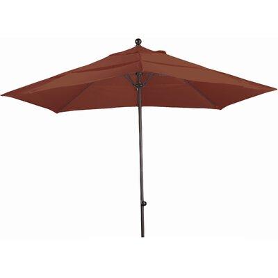 11 Market Umbrella Fabric: Sunbrella AA Henna