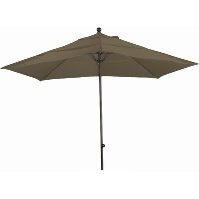 11 Market Umbrella Fabric: Sunbrella A Cocoa