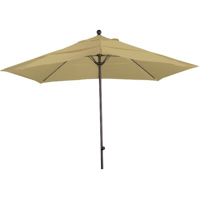 11 Market Umbrella Fabric: Sunbrella-Heather Beige
