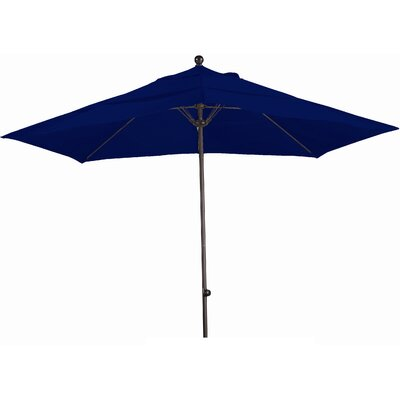 11 Market Umbrella Fabric: Sunbrella A Navy