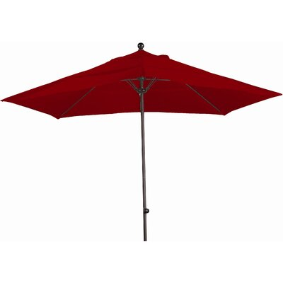 11 Market Umbrella Fabric: Sunbrella AA Terracotta