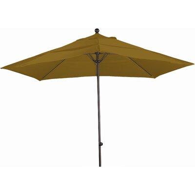 11 Market Umbrella Fabric: Sunbrella A Canvas Teak
