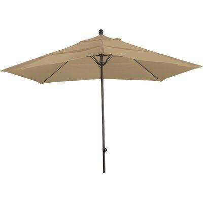 11 Market Umbrella Fabric: Sunbrella-Camel