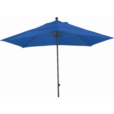 11 Market Umbrella Fabric: Sunbrella A Pacific Blue