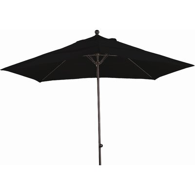 11 Market Umbrella Fabric: Sunbrella A Black