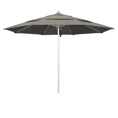 Image of 11' Market Umbrella Color: Taupe