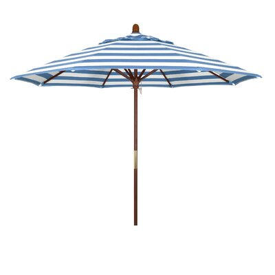 9 Mare Series Market Umbrella Fabric: Regatta