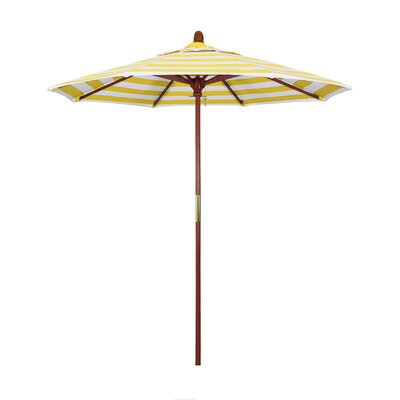 7.5 Mare Series Market Umbrella Fabric: Citron