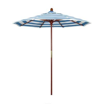 7.5 Mare Series Market Umbrella Fabric: Regatta