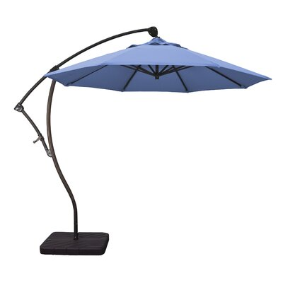 9 Cantilever Umbrella Fabric: Frost Blue
