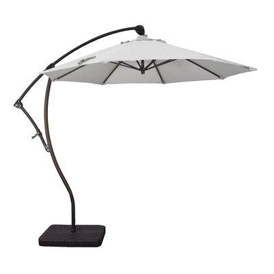 9 Cantilever Umbrella Fabric: Woven Granite